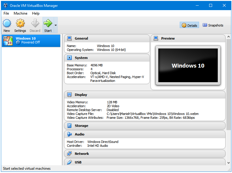install virtualbox guest additions windows