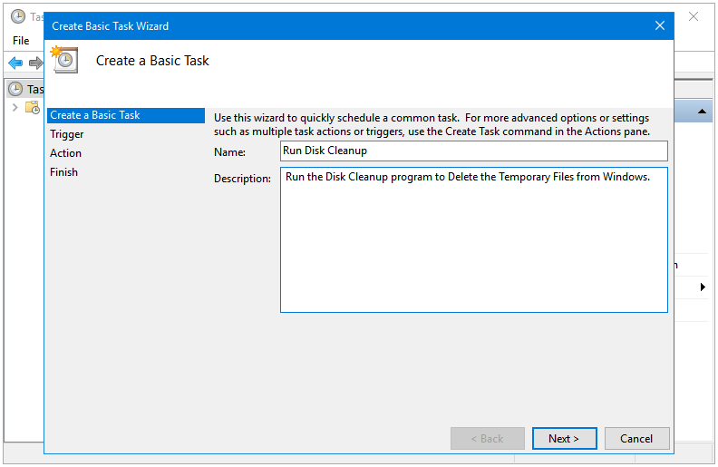 Run Windows Programs Automatically Using Task Scheduler